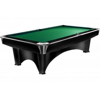 Бильярдный стол для пула Weekend Dynamic III 7 ф (черный)