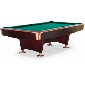 Бильярдный стол для пула Weekend Dynamic II 9 ф (корица)