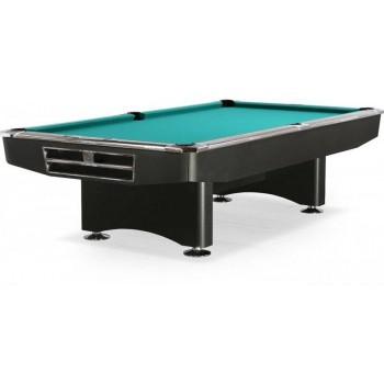 Бильярдный стол для пула Weekend Competition 9 ф (матово-черный)