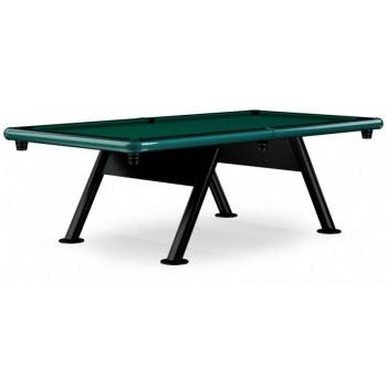 Бильярдный стол для пула AMF «Key West» 8 ф (зеленый)