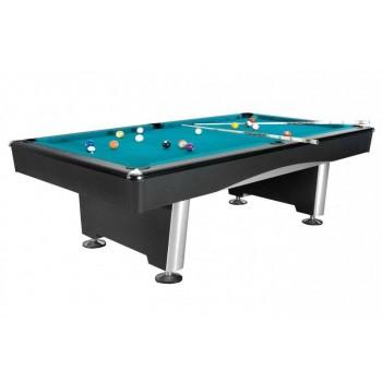 Бильярдный стол для пула Weekend Dynamic Triumph 8 ф (черный)