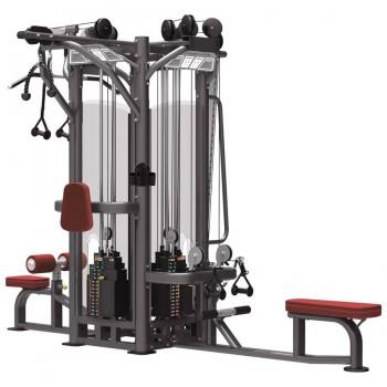 4-х стековая мультистанция Impulse IT9327 (4 х 125 кг)