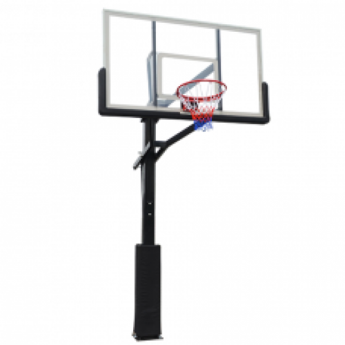 Баскетбольные щиты, стойки, мячи