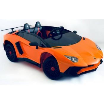 Детский электромобиль Lamborghini Aventador SV