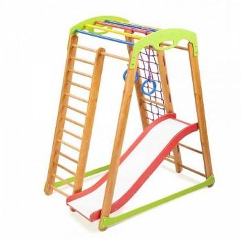 Спортивно-игровой комплекс для детей SportWood Кроха2 Plus1