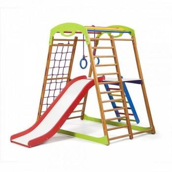 Детский спортивный комплекс для дома SportWood BabyWood Plus2