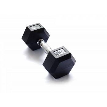 Гантель 8 кг гексагональная Original FitTools FT-HEX-08