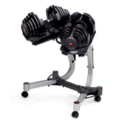 Гантели 40 кг Bowflex с подставкой (комплект)