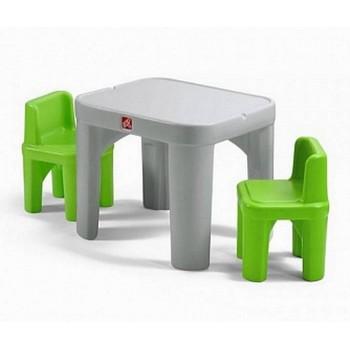 Столик с двумя стульями Step2 854400