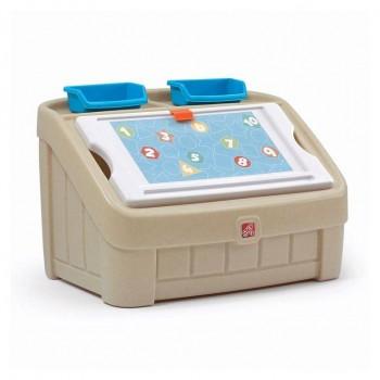 Ящик для игрушек Step2 Два в одном 845500