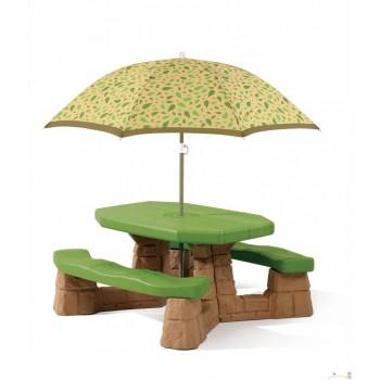 Стол Step2 - Пикник с зонтом 787700