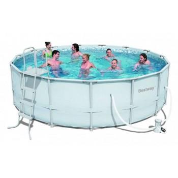 Каркасный бассейн BestWay SteelPro 56232