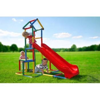 Детский игровой комплекс My First Quadro + Integrated Slide