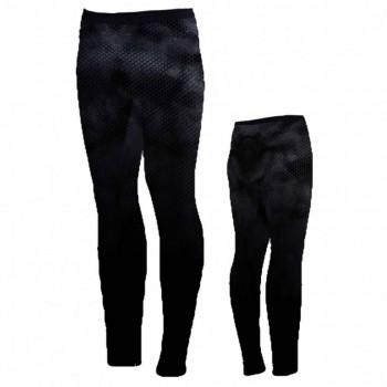 Штаны леггинсы Orso Wartime (черный)