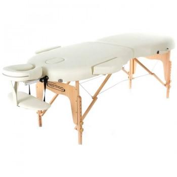 Складной массажный стол RESTPRO VIP Oval 2 Cream