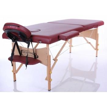 Складной массажный стол RESTPRO Classic 2 Wine Red