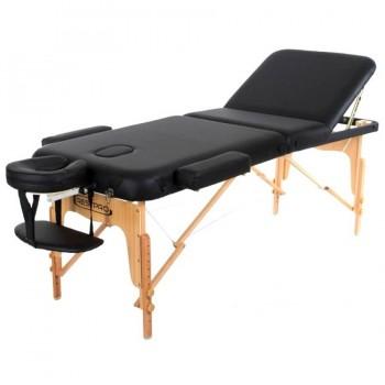 Складной массажный стол RESTPRO VIP 3 Black