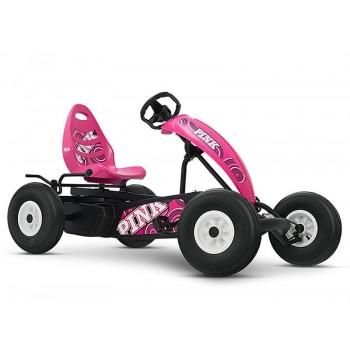 Веломобиль BERG Compact Pink