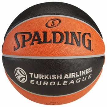 Мяч баскетбольный Spalding TF-1000 EUROLEAGUE OFFICIAL 74-538Z
