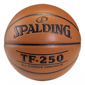 Мяч баскетбольный Spalding TF-250 (размер 7)