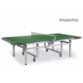 Профессиональный теннисный стол Donic Delhi 25 зелёный