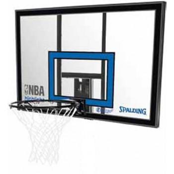 Щит баскетбольный Spalding NBA Highlight 979455