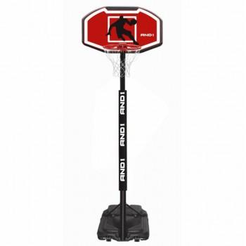 Мобильная баскетбольная стойка AND1 Fast Break Basketball System