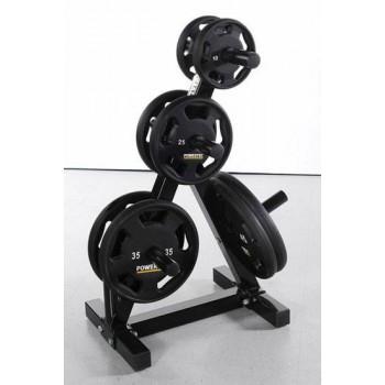 Стойка под диски Powertec Weight Rack