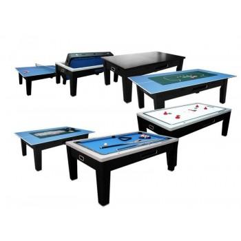 Игровой многофункциональный стол Dybior Mistral Чёрный