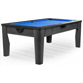 Игровой стол трансформер Dynamic Billard Tornado 6В1 (черный)