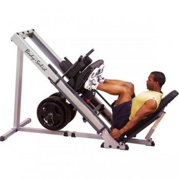 Жим ногами + гакк-машина Body-Solid GLPH-1100