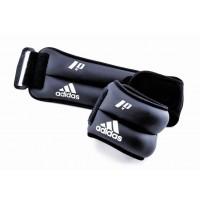 Утяжелители на запястья/лодыжки (2шт х 1кг) Adidas ADWT-12228