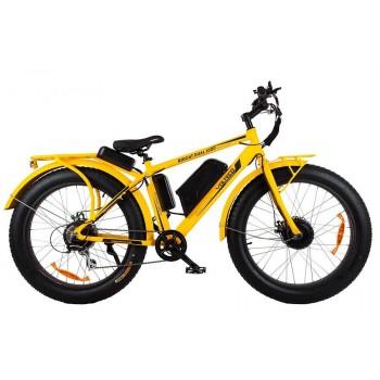Велогибрид Wellness Bigcat Dual 1000